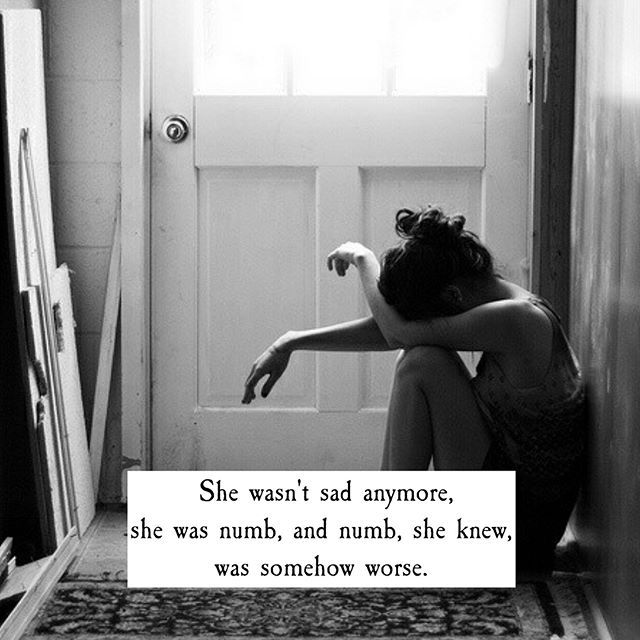 Sad Quotes About Depression: The Door Is (Not) Open